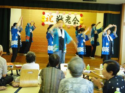 浦佐地区「敬老会」_b0092684_1892145.jpg
