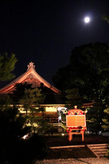 観月の夕べ 大覚寺_e0048413_13485994.jpg