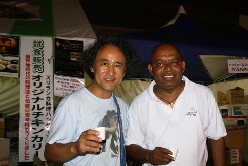 スリランカフェスティバル@代々木公園ご来場の皆様・スタッフの方達ありがとうございました!~ハンターナ_f0006713_9453381.jpg