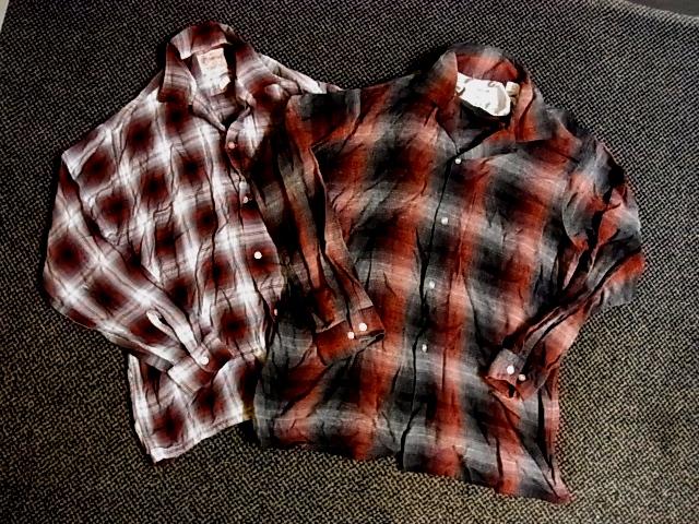 アメリカ仕入れ情報#29 オンブレーシャツ!_c0144020_9402431.jpg