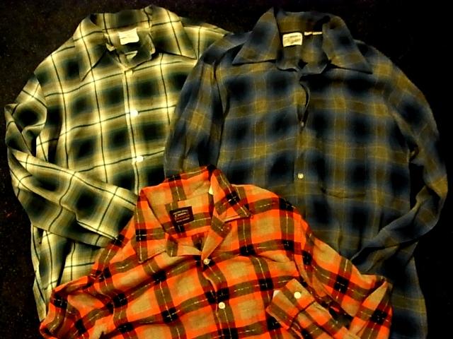 アメリカ仕入れ情報#29 オンブレーシャツ!_c0144020_9405511.jpg