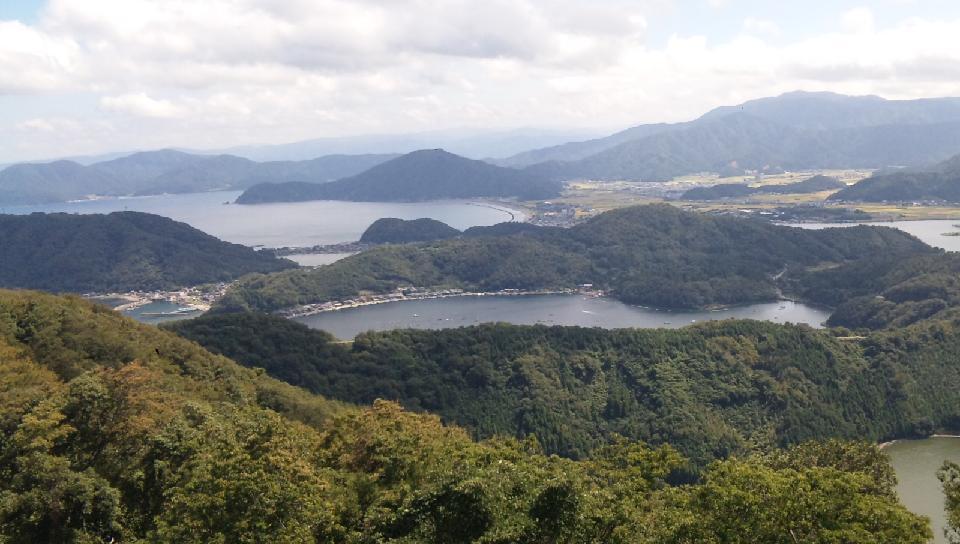 日本海は青かった。_a0169121_1321034.jpg