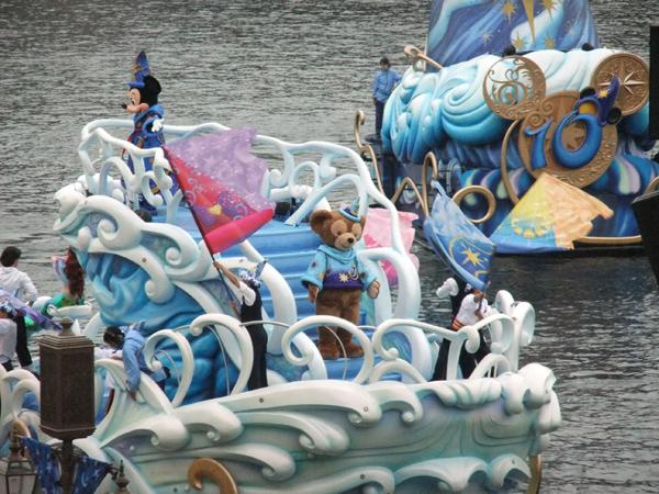 東京ディズニーリゾート旅2011/9月 初日・・・_c0036138_1584616.jpg
