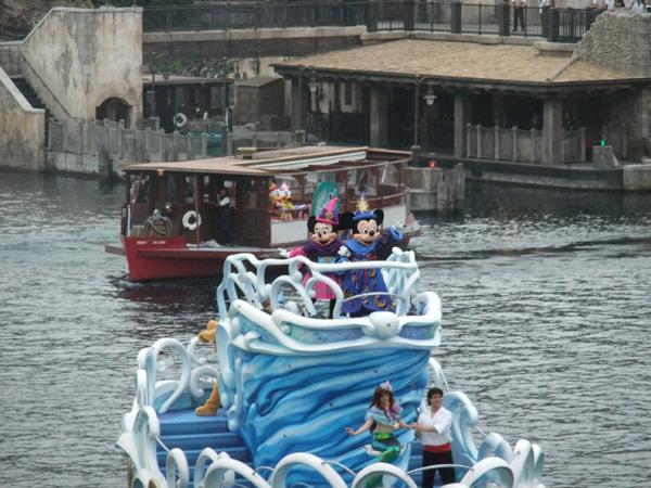 東京ディズニーリゾート旅2011/9月 初日・・・_c0036138_158639.jpg