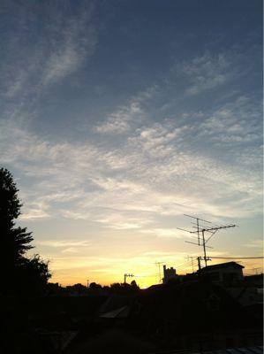 秋の足音_b0132351_129229.jpg