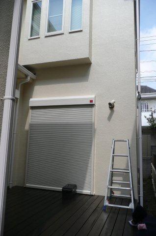 外壁の塗装が完了しました_e0207151_10185484.jpg