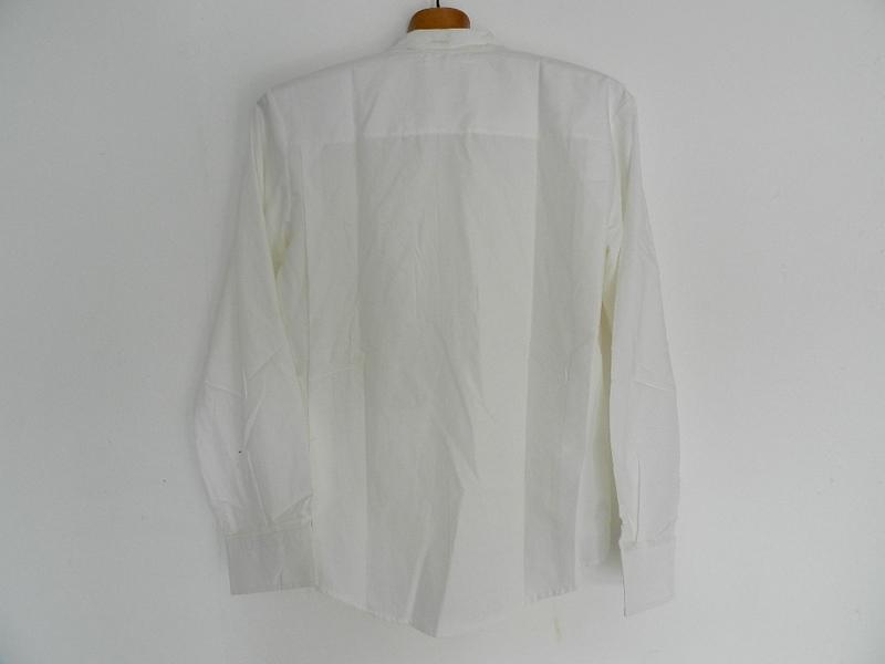 60\'s Italian marine white shirts dead stock resized_f0226051_11231359.jpg