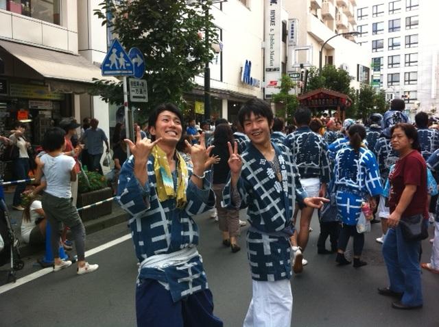 吉祥寺秋まつり_f0236990_23195230.jpg
