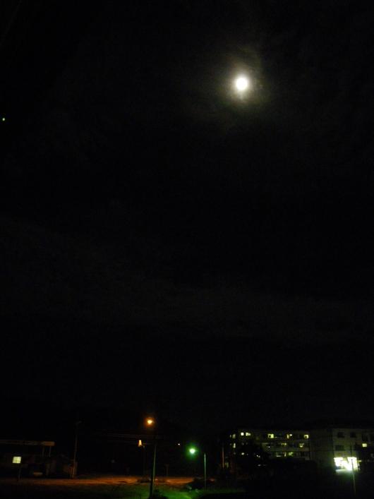 月夜/せともの祭り終了_d0178891_2242686.jpg