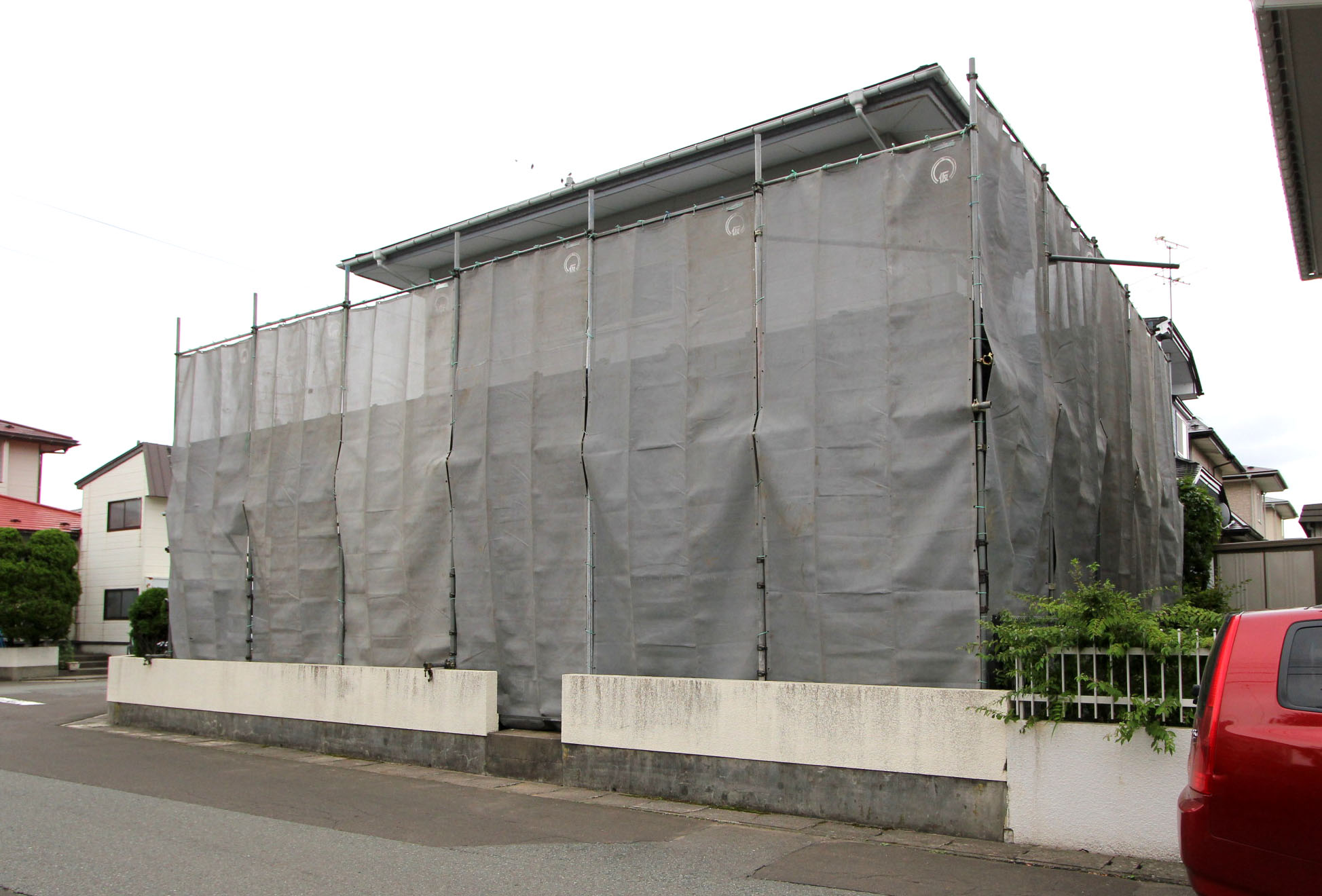八幡田の家:解体_e0054299_91716.jpg