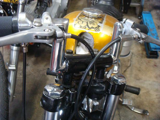 Z handlebar & Exhaust Pipe_c0153300_18331111.jpg