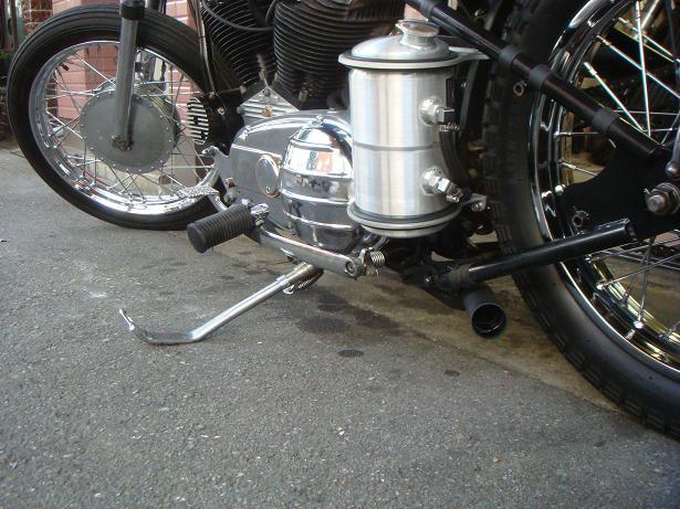 Z handlebar & Exhaust Pipe_c0153300_18341753.jpg