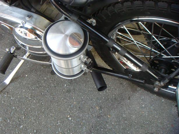 Z handlebar & Exhaust Pipe_c0153300_18342988.jpg