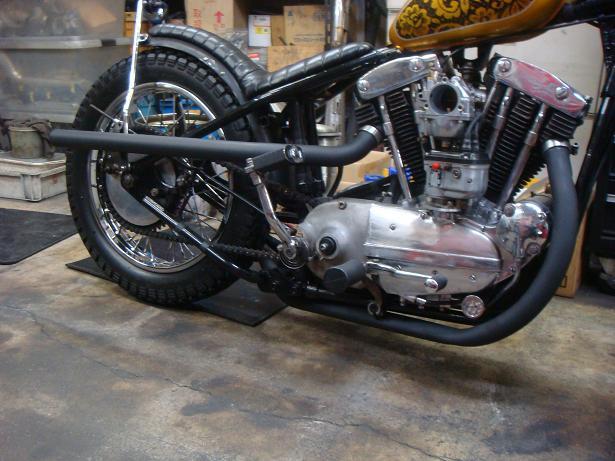 Z handlebar & Exhaust Pipe_c0153300_1834593.jpg