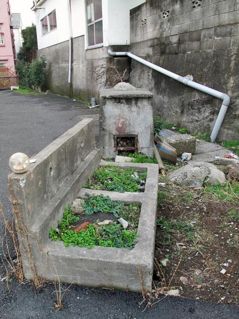 北沢川源流域/北沢分水を辿る(8)江下山堀の暗渠と開渠を辿る その2_c0163001_23131078.jpg