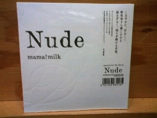 10/30(日) mama!milk @MOBS FELLAS _b0125413_19183895.jpg