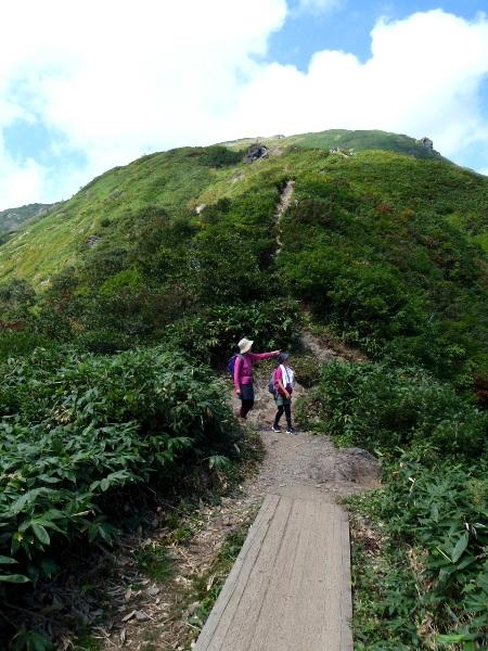 谷川岳-天神尾根(下見)_c0177814_10424365.jpg