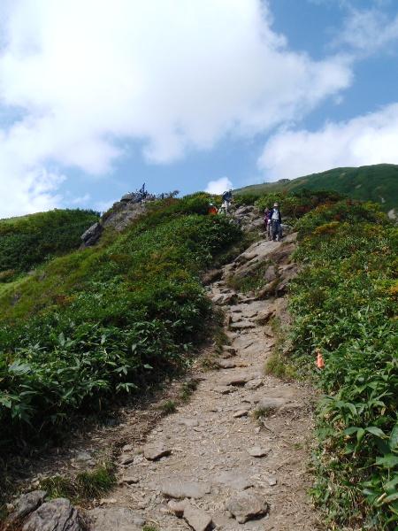 谷川岳-天神尾根(下見)_c0177814_10431028.jpg