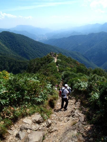 谷川岳-天神尾根(下見)_c0177814_10433247.jpg