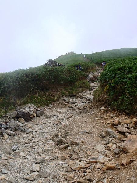 谷川岳-天神尾根(下見)_c0177814_1044393.jpg