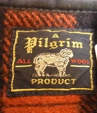 アメリカ仕入れ情報#39 50'S Pilgrim half zip wool shirts!_c0144020_11581732.jpg