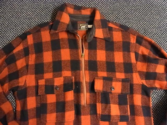 アメリカ仕入れ情報#39 50'S Pilgrim half zip wool shirts!_c0144020_11583129.jpg