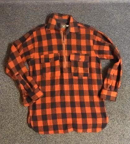 アメリカ仕入れ情報#39 50'S Pilgrim half zip wool shirts!_c0144020_11593788.jpg