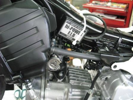 C110 カスタム(124cc)_e0114857_228354.jpg