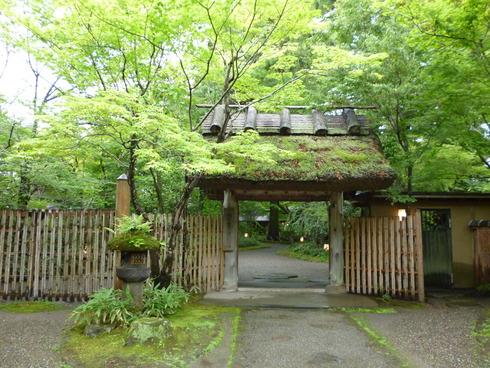 旅の中の小さな旅 湯布院 亀の井別荘_a0053662_15194666.jpg