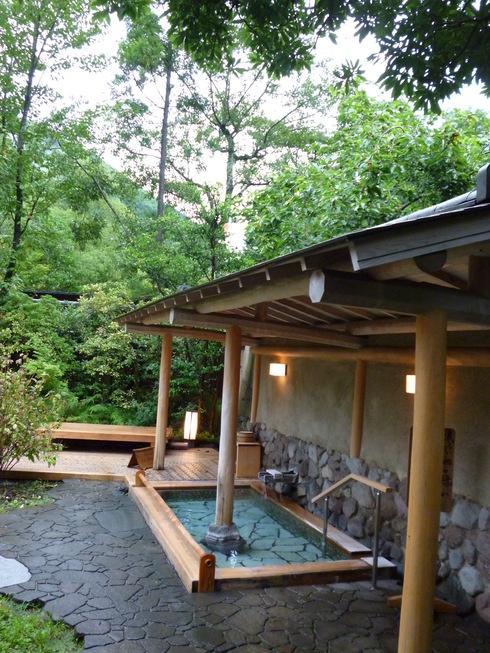 旅の中の小さな旅 湯布院 亀の井別荘_a0053662_163365.jpg