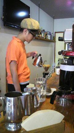 ronet cafe × みんなのコーヒー_b0183681_859289.jpg