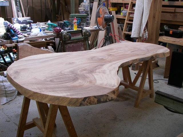 パティスリーのテーブルなど_f0171785_15221036.jpg