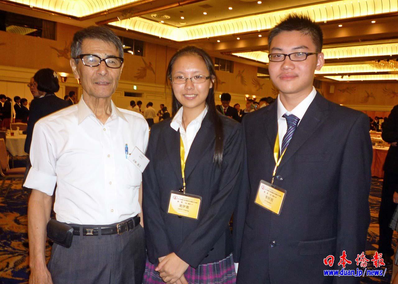 2011年度中国高校生訪日団第3陣397名が来日_d0027795_9152951.jpg