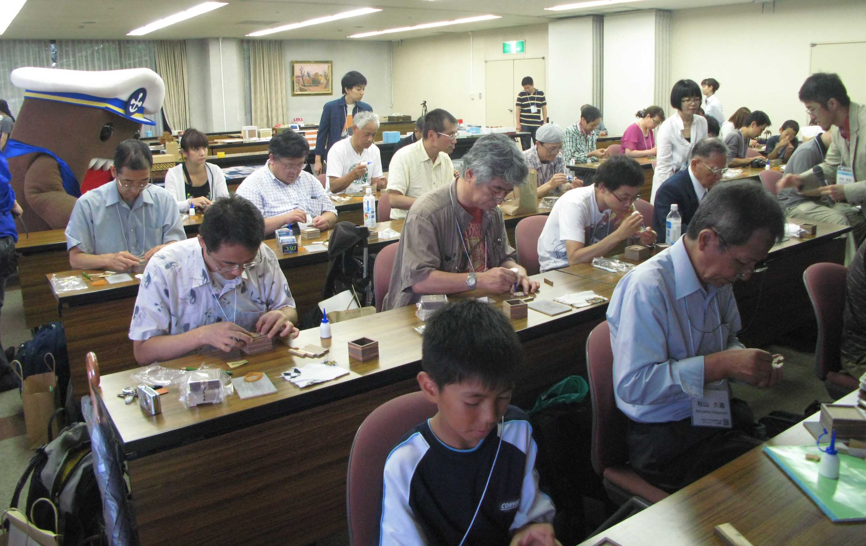 楽しむ会 -開会式・工作教室-_a0220500_18172143.jpg