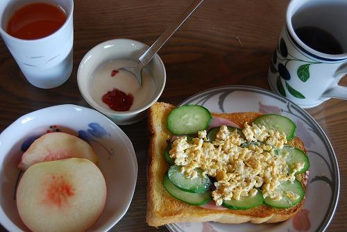 お腹いっぱいの朝食_c0124100_16143059.jpg