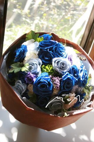 50本のバラの花束!_a0136507_2029240.jpg