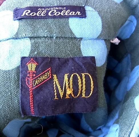 アメリカ仕入れ情報#48 MODS DOT shirts!_c0144020_12582418.jpg