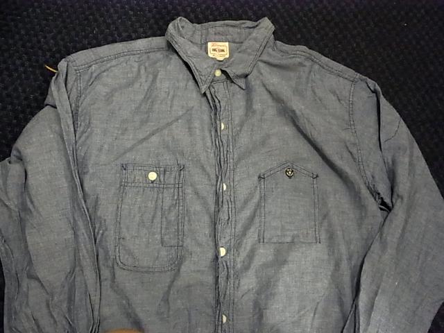 アメリカ仕入れ情報#50 BIGYANK 山ポケ シャンブレーシャツ!_c0144020_13302687.jpg