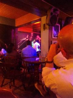 キューバのジャズ・クラブ_a0103940_7214981.jpg