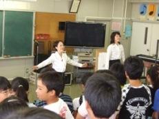 稲城第二小学校を訪問しました_e0088256_23482164.jpg