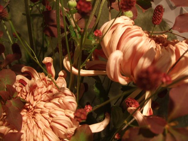 オークリーフ花の教室(宇田さん・落合さんの作品)_f0049672_1739335.jpg