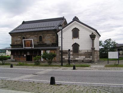 石狩灯台と旧石狩町中心部_f0078286_173068.jpg
