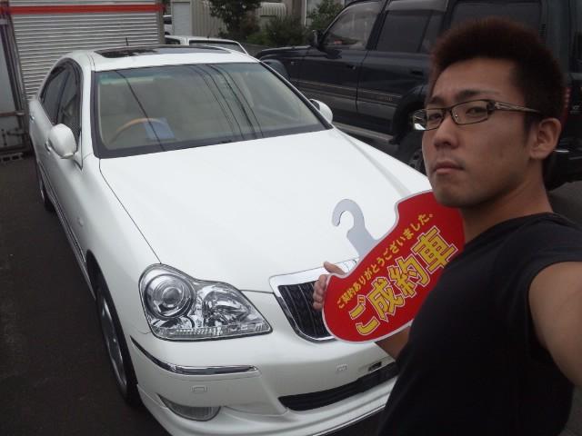 店長のニコニコブログ!N山様 ランクル100 ご成約☆_b0127002_22325273.jpg