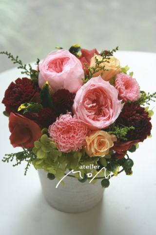 ご結婚お祝いに♪_a0136507_2036628.jpg