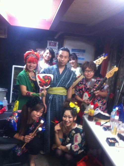 秋の関西ライブ3連発 その3☆タイコタタキ@神戸スタークラブ_f0115311_929232.jpg