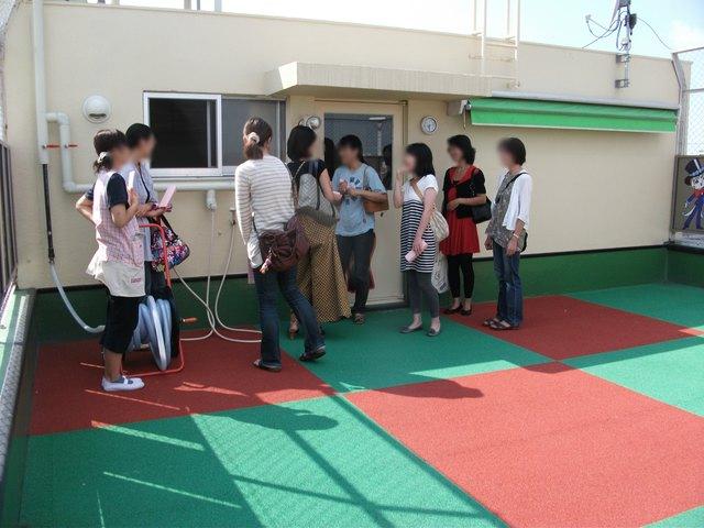 あか・赤ちゃん組 給食懇談会_e0148419_9181311.jpg
