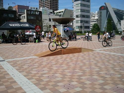 のりだおれ Fixedチャリ大会 大阪大会編_e0173533_017508.jpg