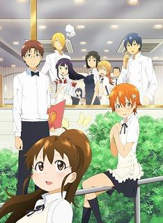 TVアニメ『WORKING!!』全13話を9月24日(土)、無料で一挙ニコニコ生放送_e0025035_15531355.jpg
