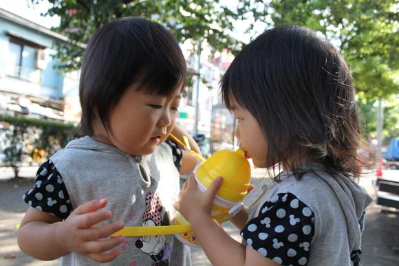 幼稚園のbabyクラスに参加しました。_e0237176_22324539.jpg