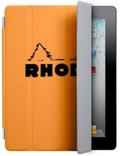 iPad2用ロディア色カバー_d0164691_728115.jpg